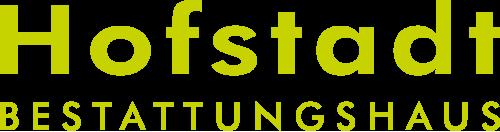 Bestattungshaus Hofstadt Logo